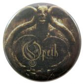 Opeth - 'Ghost Reveries' Button Badge